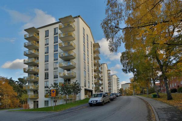 Kv Ungraren, Blackeberg