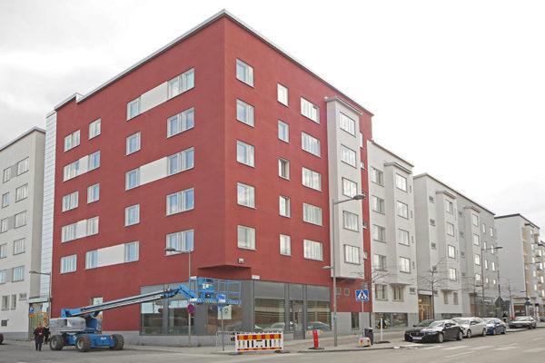 Kv Perrongen, Älvsjö
